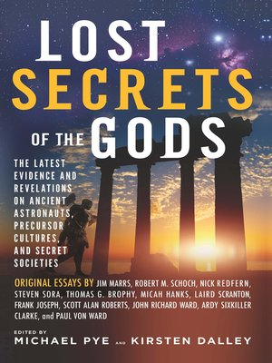 cover image of Lost Secrets of the Gods