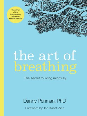 cover image of The Art of Breathing