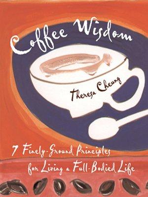 cover image of Coffee Wisdom