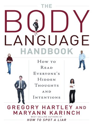 cover image of The Body Language Handbook