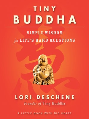 cover image of Tiny Buddha
