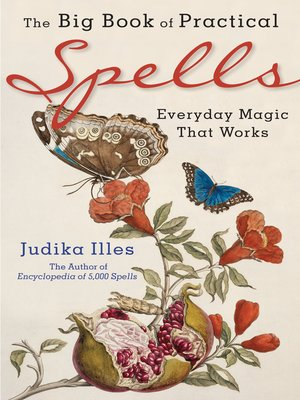 cover image of The Big Book of Practical Spells