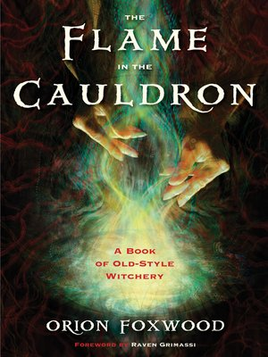 cover image of The Flame in the Cauldron