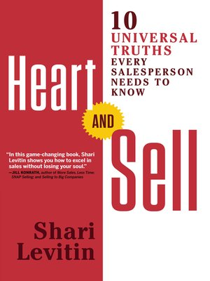 cover image of Heart and Sell