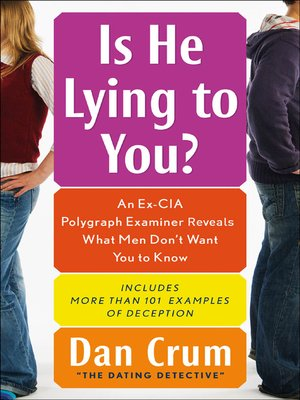 cover image of Is He Lying to You?