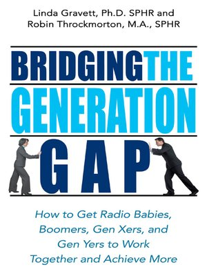 cover image of Bridging the Generation Gap