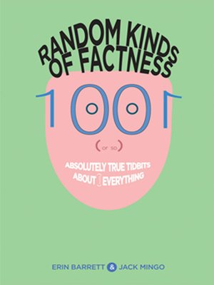 cover image of Random Acts of Factness