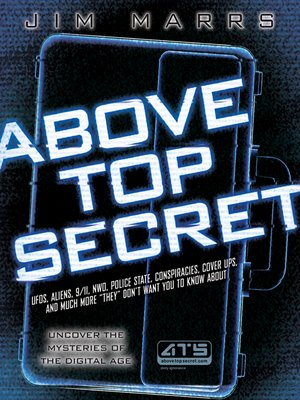 cover image of Above Top Secret