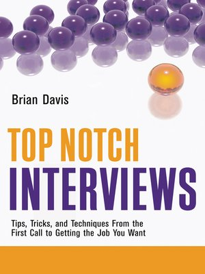 cover image of Top Notch Interviews