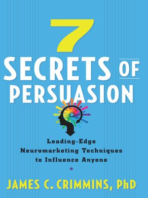 cover image of 7 Secrets of Persuasion