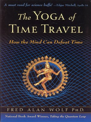 cover image of The Yoga of Time Travel