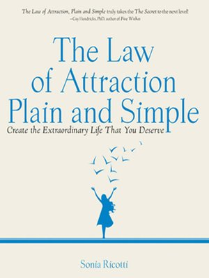 Hampton roads publishingpublisher overdrive rakuten overdrive cover image of the law of attraction plain and simple fandeluxe Choice Image
