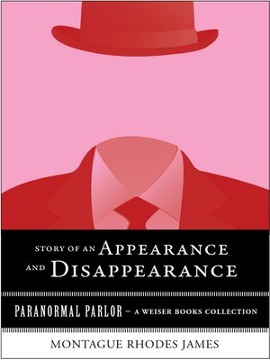 cover image of Story of an Appearance and Disappearance