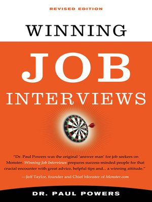 cover image of Winning Job Interviews