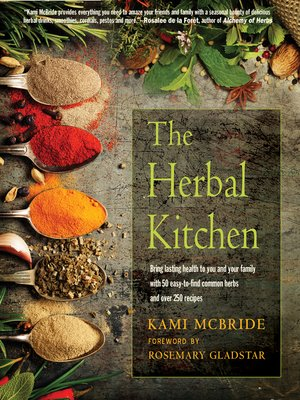 cover image of The Herbal Kitchen