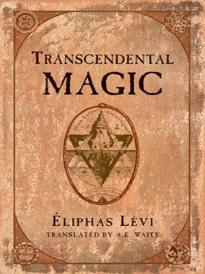 cover image of Transcendental Magic