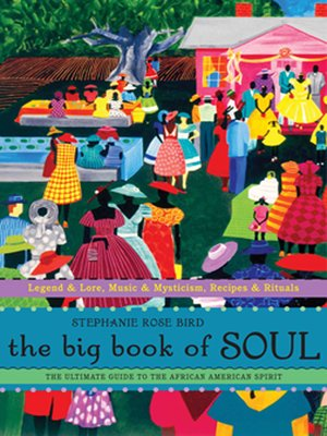 cover image of The Big Book of Soul