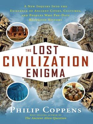 cover image of The Lost Civilization Enigma