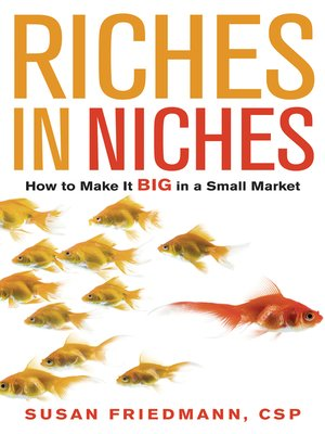 cover image of Riches in Niches
