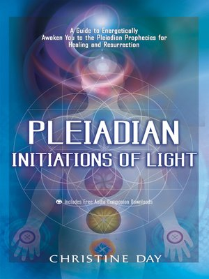 cover image of Pleiadian Initiations of Light