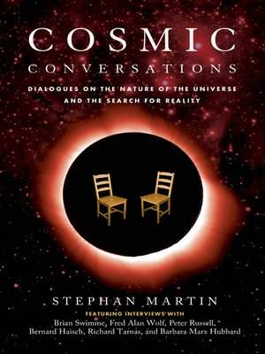 cover image of Cosmic Conversations