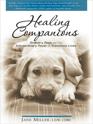 cover image of Healing Companions