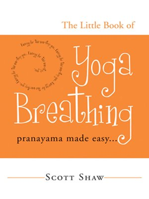 cover image of The Little Book of Yoga Breathing