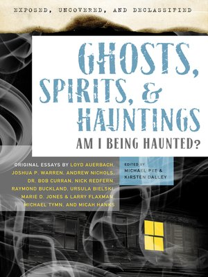 cover image of Ghosts, Spirits, & Hauntings