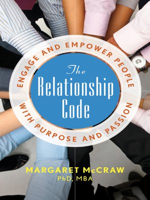 cover image of The Relationship Code