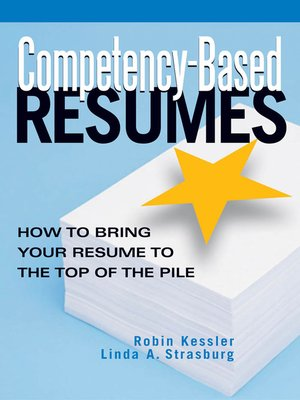 cover image of Competency-Based Resumes