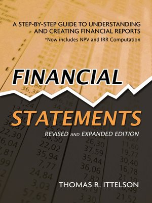cover image of Financial Statements