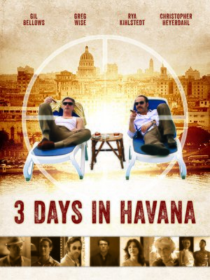 cover image of 3 Days in Havana