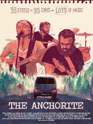 cover image of The Anchorite