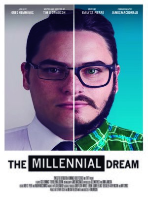 cover image of The Millennial Dream