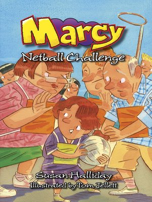 cover image of Netball Challenge
