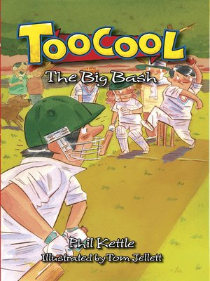 cover image of The Big Bash