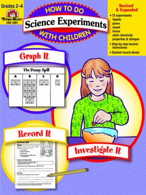 cover image of How to Do Science Experiments with Children