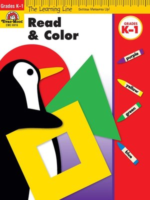 cover image of Read and Color