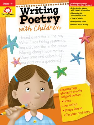 cover image of Writing Poetry with Children 1--6, Standard