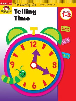cover image of Telling Time