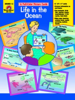 cover image of Life in the Ocean