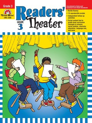 cover image of Readers' Theater, Grade 3