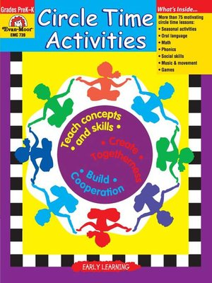 cover image of Circle Time Activities