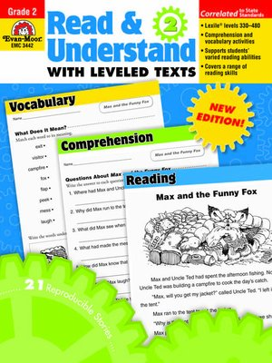cover image of Read and Understand with Leveled Texts