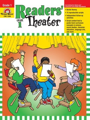 cover image of Readers' Theater, Grade 1
