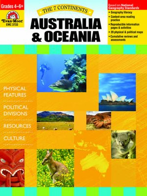 cover image of Australia and Oceania