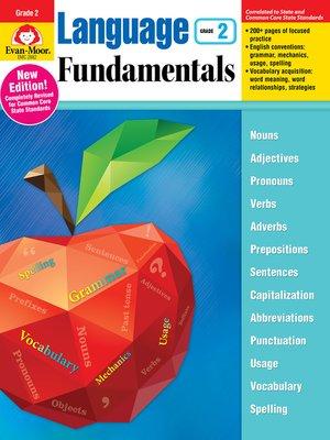 cover image of Language Fundamentals, Grade 2