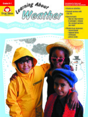 cover image of Learning About Weather, Grades K-1