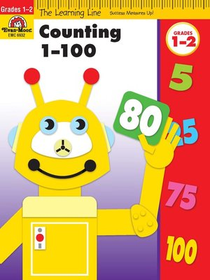 cover image of Counting 1-100