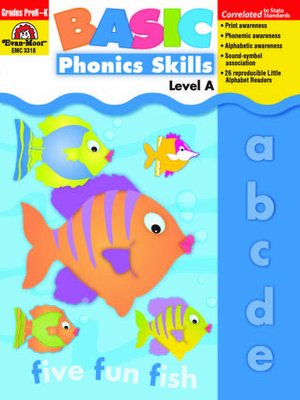 cover image of Basic Phonics Skills